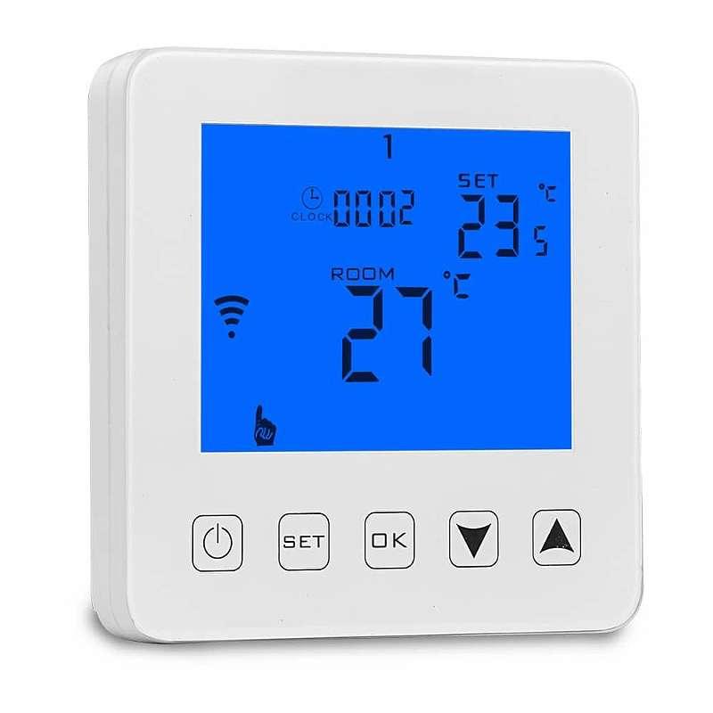 WIFI Thermostat weiß
