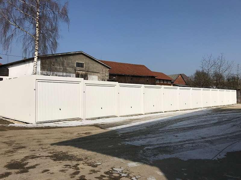 Garage / Hobbyraum / Lagerplatz im Ortszentrum von Lohnsburg