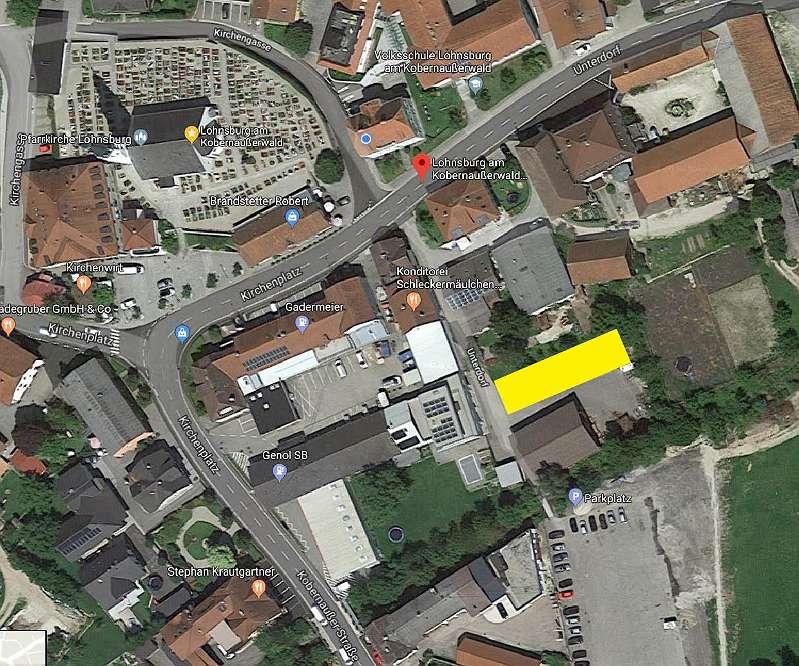Lage: direkt an der Kobernaußer Landesstraße (L508), 10km von Ried im Innkreis Richtung Salzburg