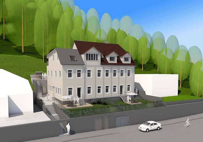 42m² in *1190*mit Panoramafernblick & Garten über die Donau Top 1