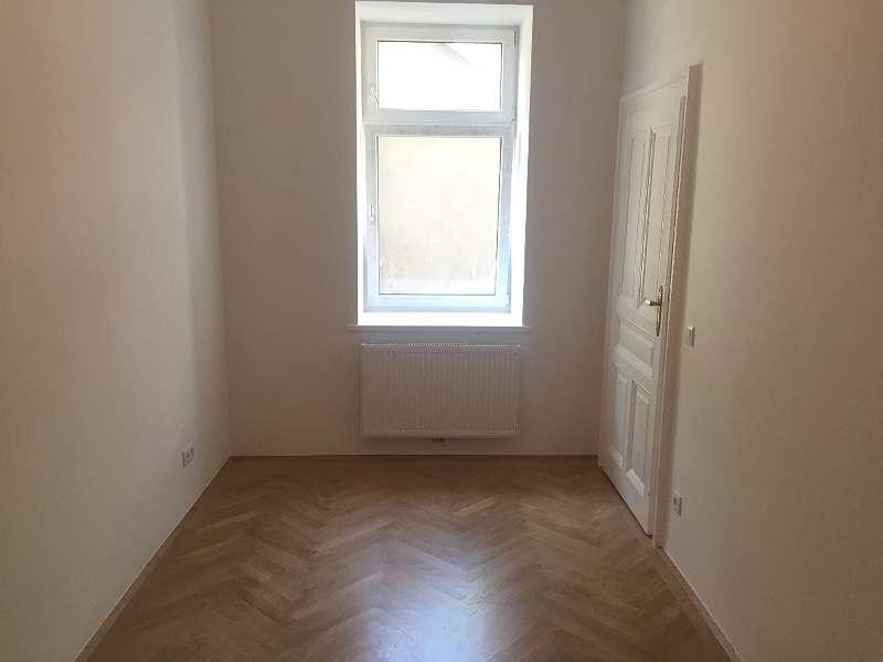 2 Zimmer Wohnung nähe U1 Station Keplerplatz mit LUXUS-KÜCHE - komplett saniert