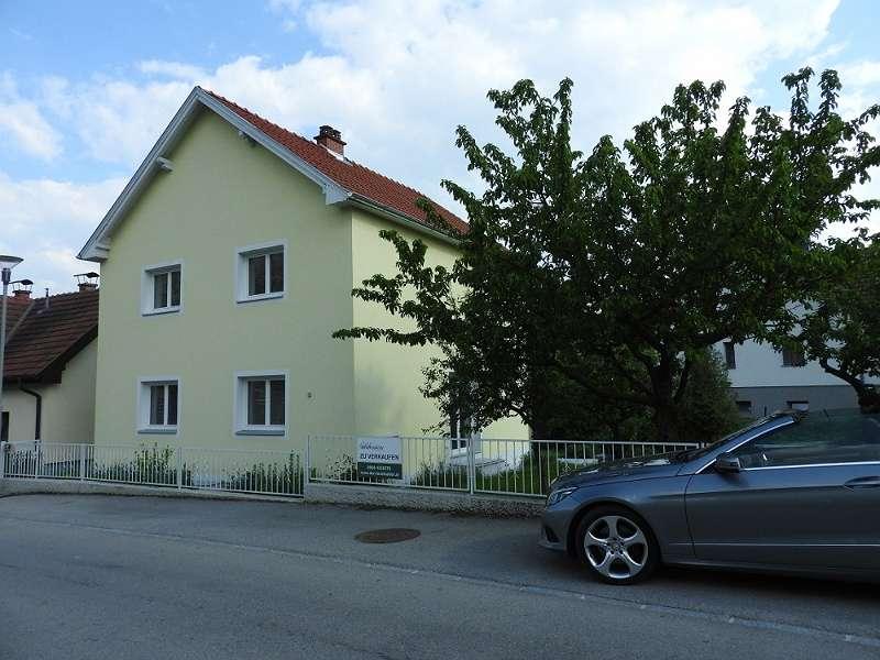 neu saniertes Einfamilienhaus