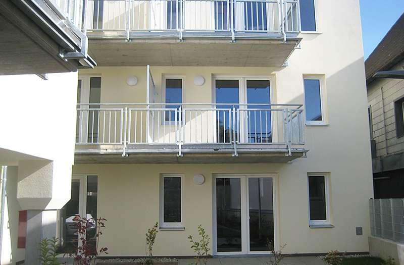 Wohnhausanlage in Ziersdorf