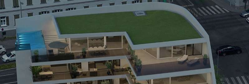 Exklusives Penthouse - Neubauprojekt - Geidorf