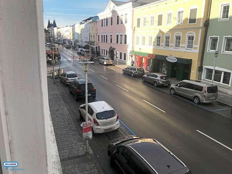 Stadtplatzseite