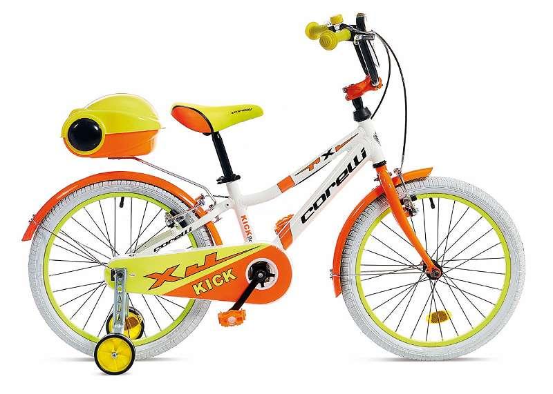 """Bike Discounter Super Angebot / Corelli KICKBOY 16"""" / Kinderfahrräder (-1-)"""
