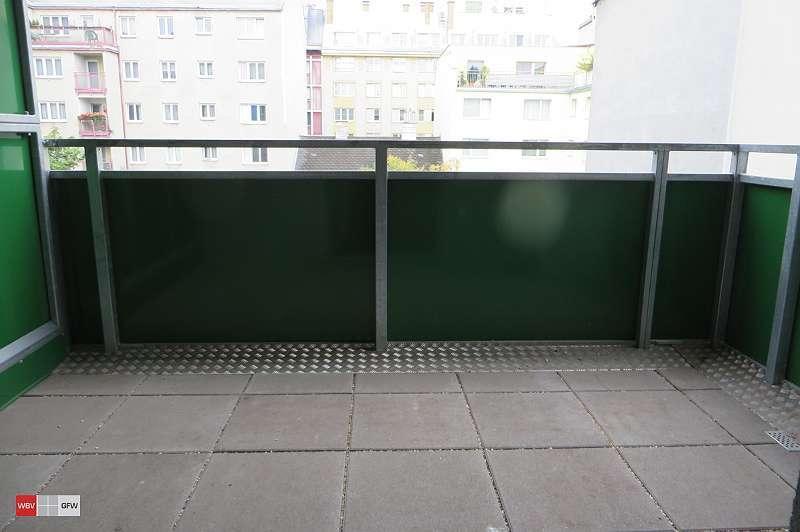 Loggia-Balkon