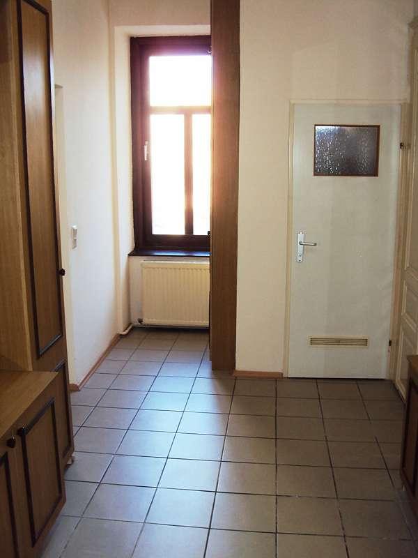 Vorzimmer Blick zum WC