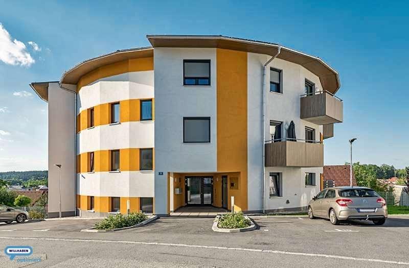 Bild 1 von 5 - Wohnhausanlage für Junges Wohnen in Hoheneich