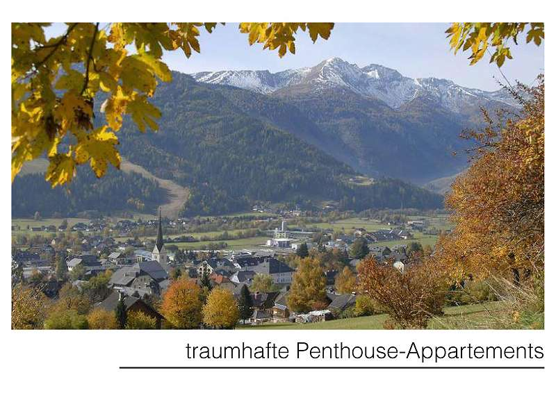 Verkauf Exklusive Penthouse- Appartments