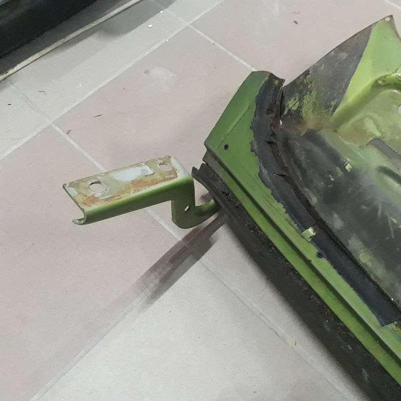 Opel Manta A Hutablage Blech