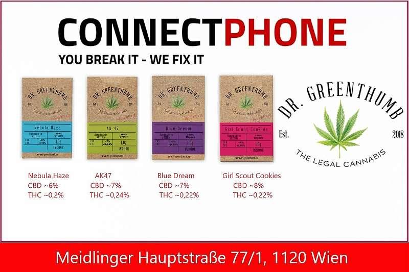 The legal Cannabis (CBD)