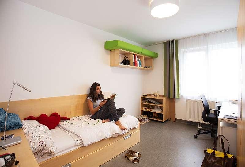 Einzelzimmer im 2er Apartment