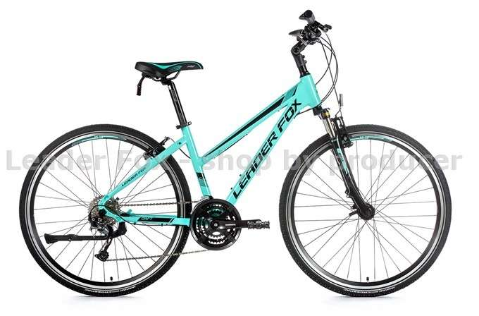 "S A L E %AKTION% LEADERFOX VIATIC LADY/ GENT, 28"" ALU DIAMANT RAHMEN CROSSBIKE, Super Fahrrad!"