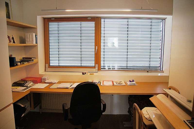 Büro mit 2 Sitzplätzen