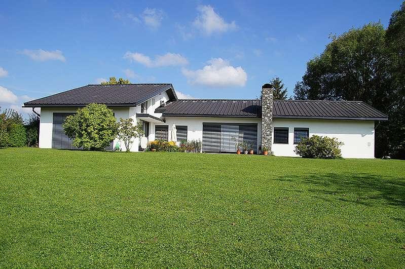 Villa auf eigenem Grundstück