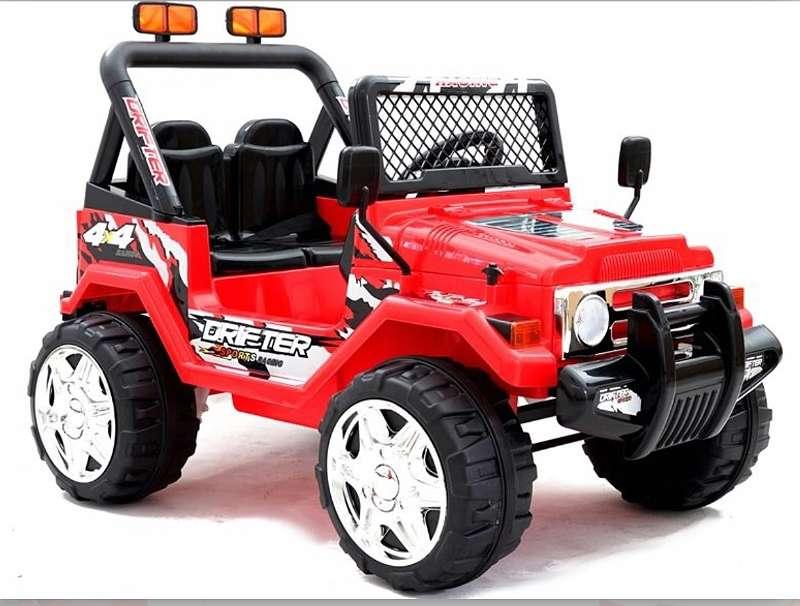 Kinderelektrofahrzeug Jeep Raptor neu Original verpackt