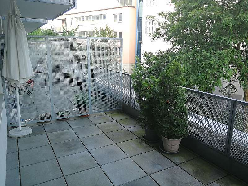 Attraktive Kompaktwohnung mit Balkon in St. Leonhard - Elisabethstrasse