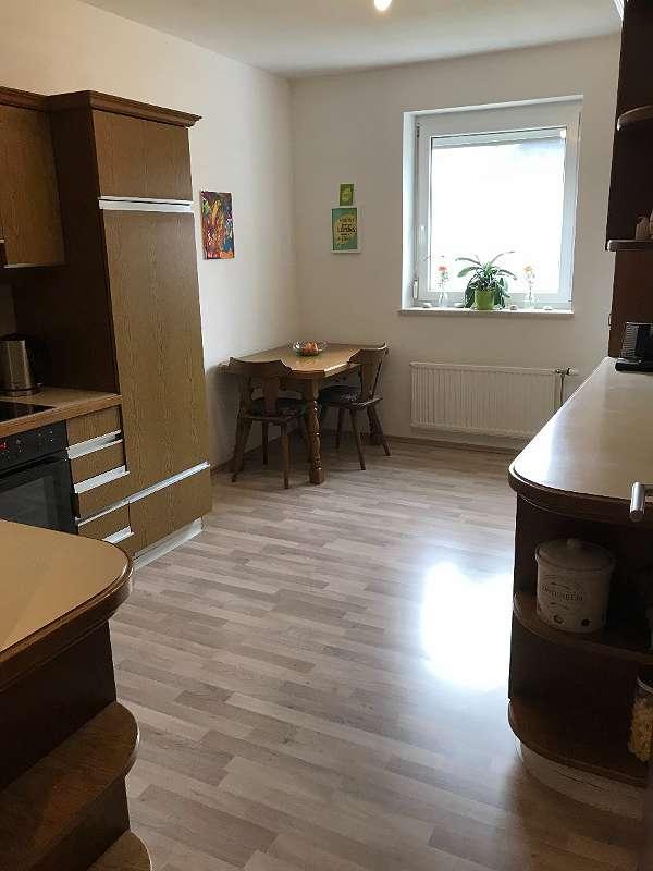 Küche, Essplatz