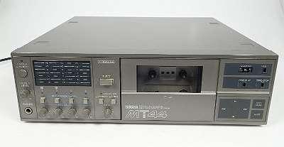 YAMAHA MT44 PERSONAL STUDIO SYSTEM MULTI TRACK AUDIO CASSETTE RECORDER