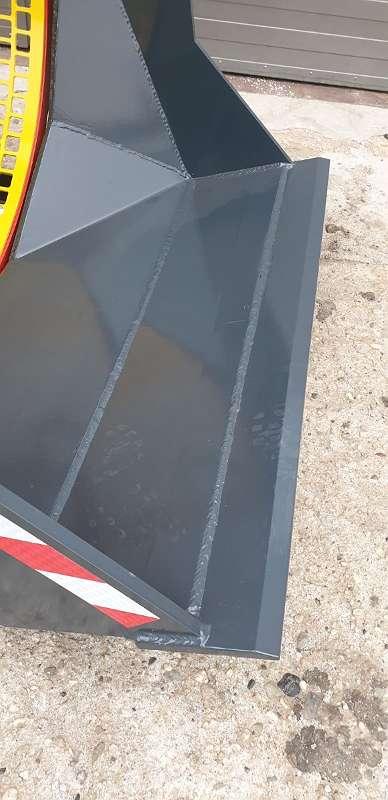 Sieblöffel Siebschaufel Hydraulische Separationsschaufel / Radlader Siebtrommel