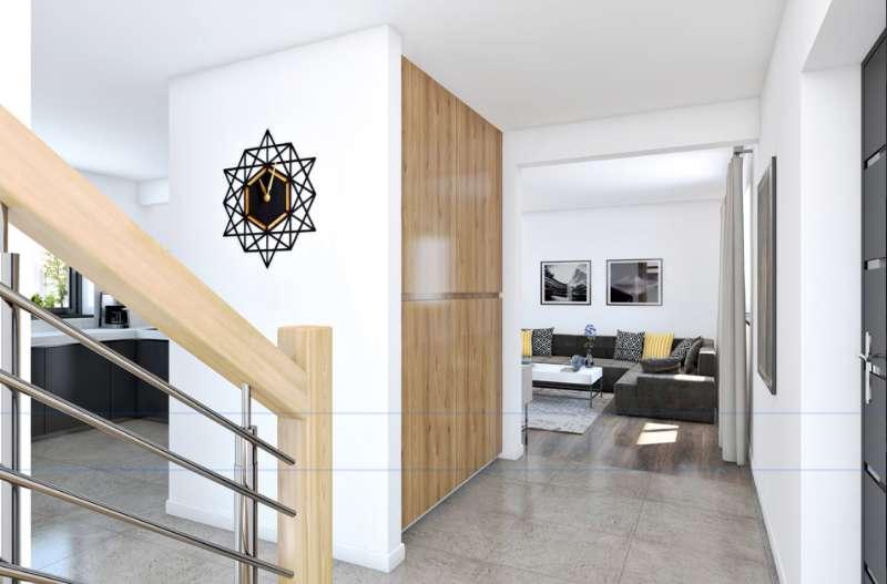 OHNE ANZAHLUNG 820, -/ Monat Haus inkl. Fundamentplatte + Grund