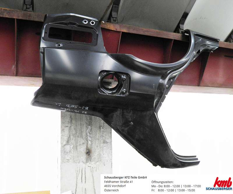 Reparaturblech Mazda 323 BJ Sedan neuwertig