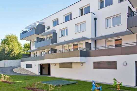 Provisionsfreie, geförderte 2-Zimmer-Wohnung mit Balkon