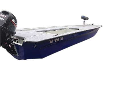HY 525 FLY BASS BOOT (ohne Steuerstand) Motorboot, Fischerboot, Freizeitboot