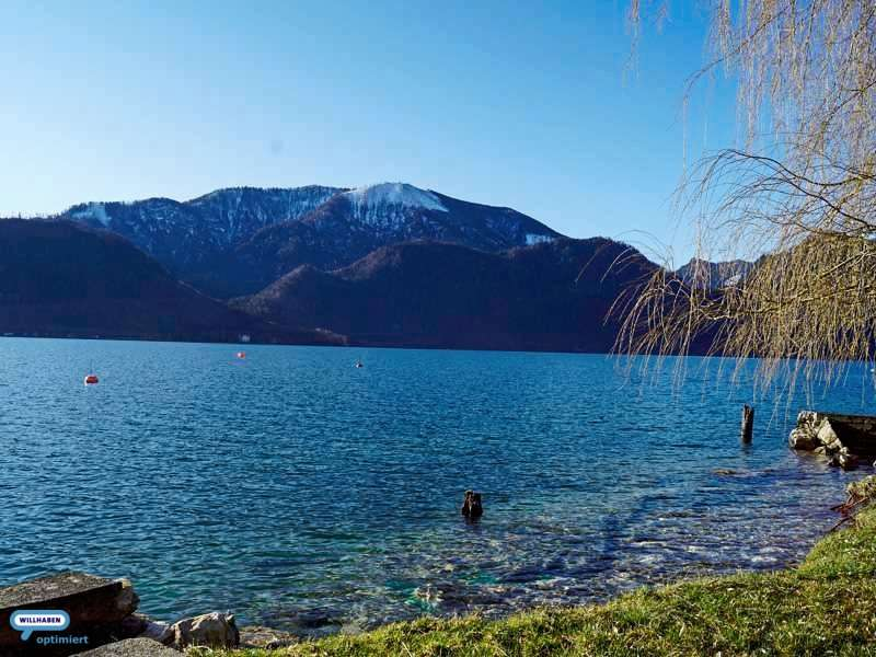 Attersee: Top-Lage inklusive Privatstrand!