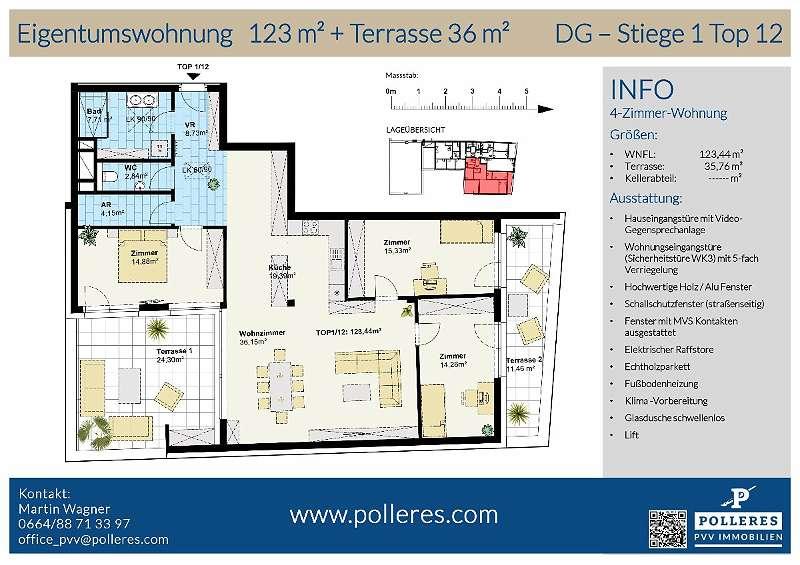 PVV Eigentumswohnung Mattersburg