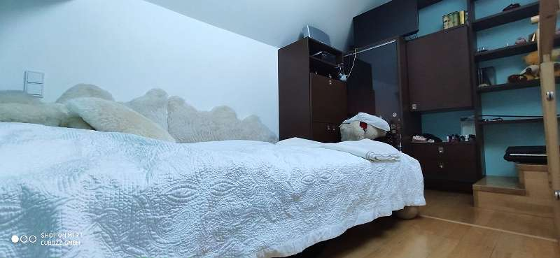 Jugendzimmer -Schlafbereich