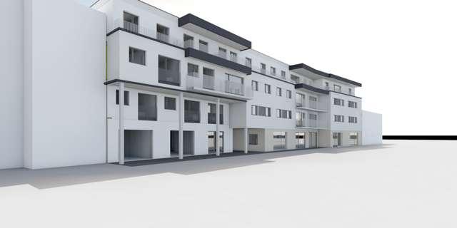 Neubauwohnung im Zentrum von Marchtrenk 48,08m2