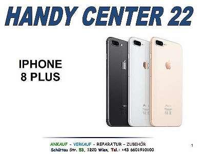 Apple iPhone 8 Plus 64 GB in SPACE GRAY / GOLD/ SILVER #NEUWERTIG# OFFEN Für Alle NETZE! 2 MONAT GARANTIE