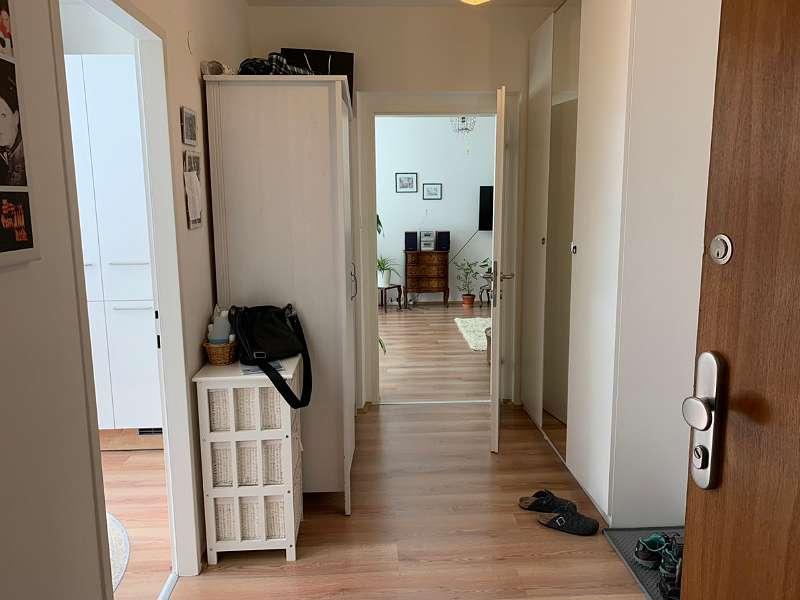 Perfekte Aufteilung: 3 Zimmer plus separate Küche um EUR 1.080 inklusive BK, Heizung und Warmwasser!