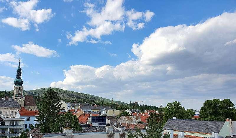 Baden Zentrum 50m² + Parkplatz, Top Saniert, Provisionsfrei