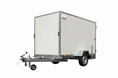 PKW Anhänger, Kofferanhänger BOX 2512 750kg