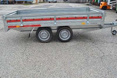 PKW Anhänger, Tandem Transporter 3015/2 750kg