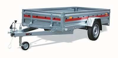 PKW Anhänger, Kastenanhänger PRO 2612 750kg