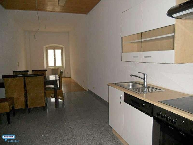 Bild 1 von 10 - Küche mit Wohnraum ca 31 m²
