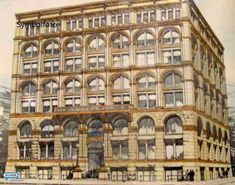 Bild 1 von 1 - Symbolfoto Zinshaus