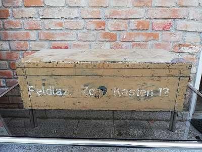 Feldlazarett Kasten