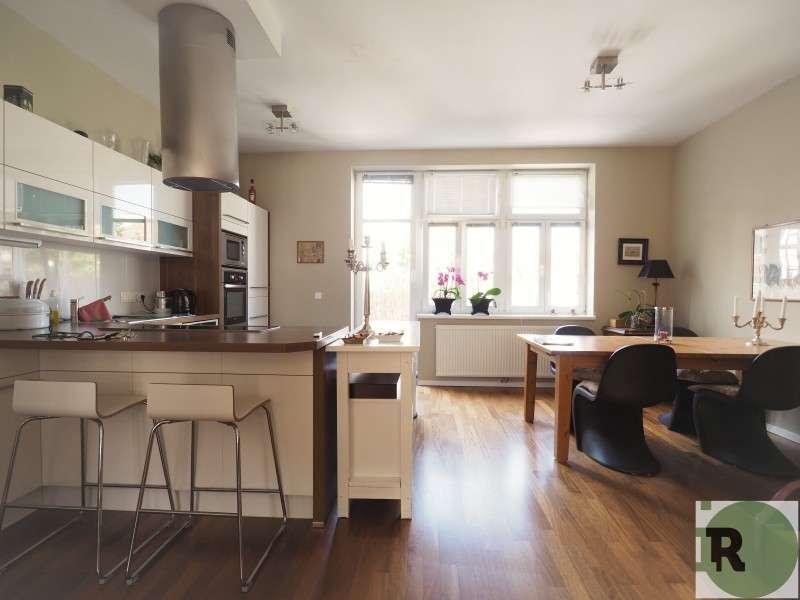 Bild 1 von 18 - Küche-Wohnzimmer