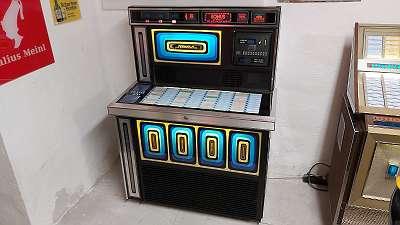 Jukebox Rock Ola Mystic Musikbox