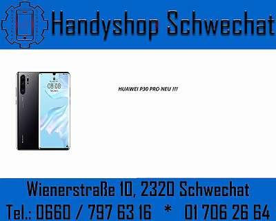 HUAWEI P30 PRO 256gb DUAL SIM / NEU / WERKSOFFEN / AURORA / ORIGINAL VERPACKT / VOLLE HERSTELLER GARANTIE / HANDYHSOP SCHWECHAT WIENERSTRASSE 10 2320 SCHWECHAT