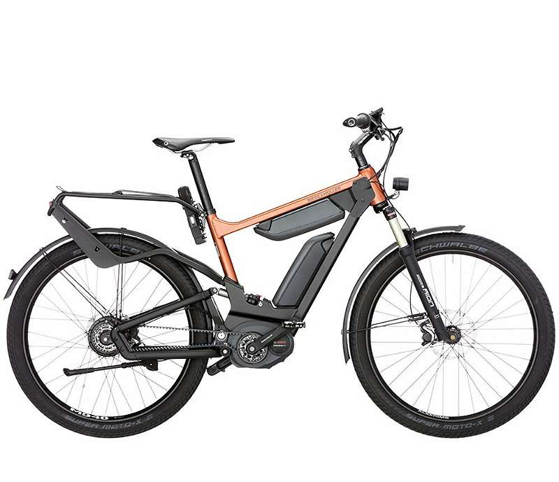 RIESE & MÜLLER - Delite GT touring ABS (49 cm)