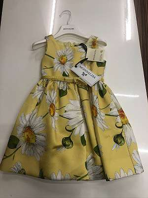 Kindermode Kleid Rock Fashion ARMANI VERSACE MONCLER GUCCI DOLCE&GABBANA MONNALISA MOSCHINO DIOR