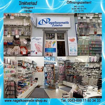 Verkauf von Nagelkosmetik Produkte