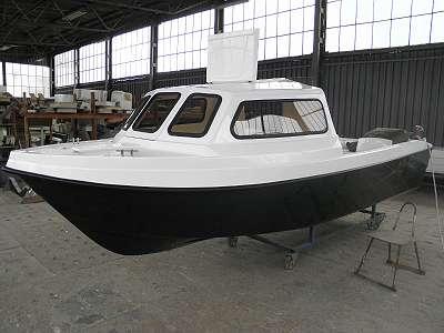 Fabrikneus Boot