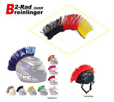 Irokesen-Aufsatz für Helme